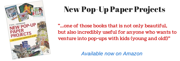 Book: New Pop-up Paper Projects